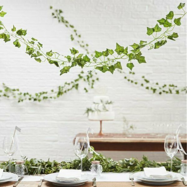 Beautiful Wedding Botanics Decorative Vines - 2m each (5pk)